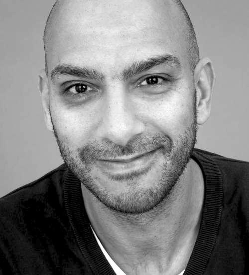 Portrait Nizar Rokbani