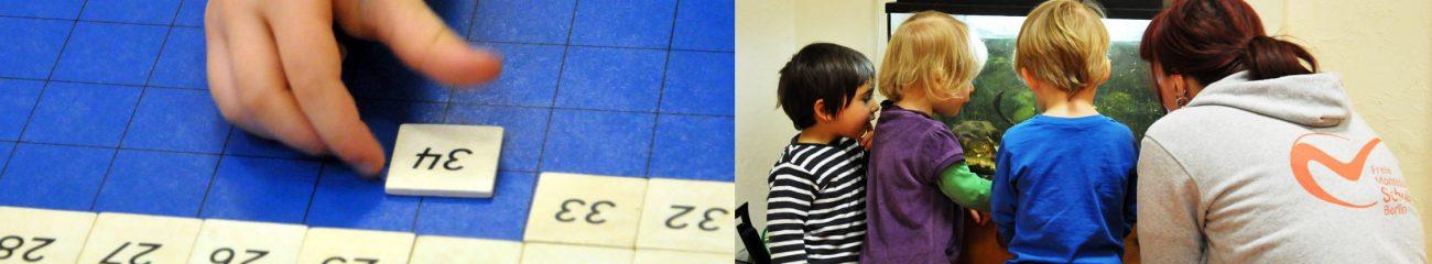Montessori Kinderhäuser