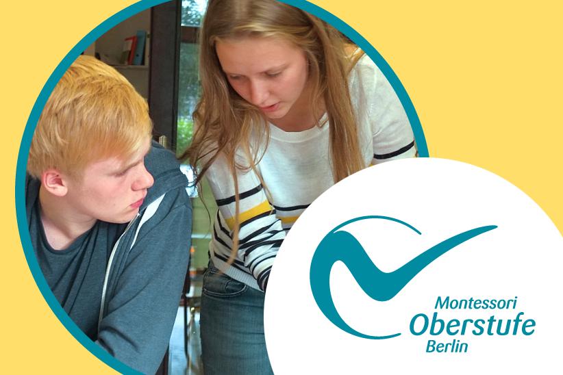 Montessori Oberstufe Berlin - Logo